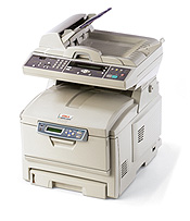 Oki ES1624n MFP Multifunction Printer-Scanner-Copier (Optional: Fax)