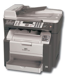 NEC MyOffice C520 Multifunction Printer-Scanner-Fax-Copier