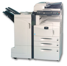 NEC IT5050 MultiFunction Printer-Scanner-Copier (Optional: Fax)