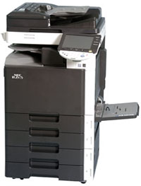 NEC IT25C5 MultiFunction Printer-Scanner-Copier (Optional: Fax)