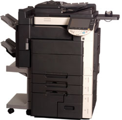 NEC IT45C4 MultiFunction Printer-Scanner-Copier (Optional: Fax)