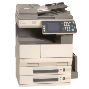 NEC IT2530D MultiFunction Printer-Scanner-Copier (Optional: Fax)