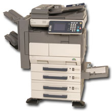 NEC IT3530 MultiFunction Printer-Scanner-Copier-Fax