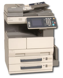 NEC IT2530 MultiFunction Printer-Scanner-Fax-Copier