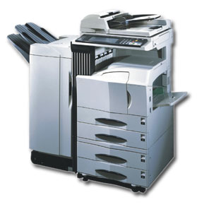NEC IT5035 MultiFunction Printer-Scanner-Fax-Copier