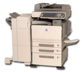 NEC IT25C2 MultiFunction Printer-Scanner-Fax-Copier