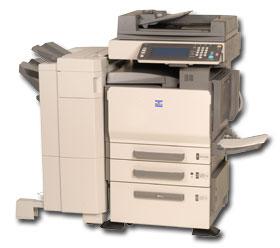 NEC IT25C2 MultiFunction Printer-Scanner-Fax-Copier