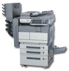 NEC IT3520 MultiFunction Printer-Scanner-Fax-Copier