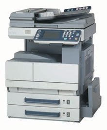 NEC IT2520 MultiFunction Printer-Scanner-Fax-Copier