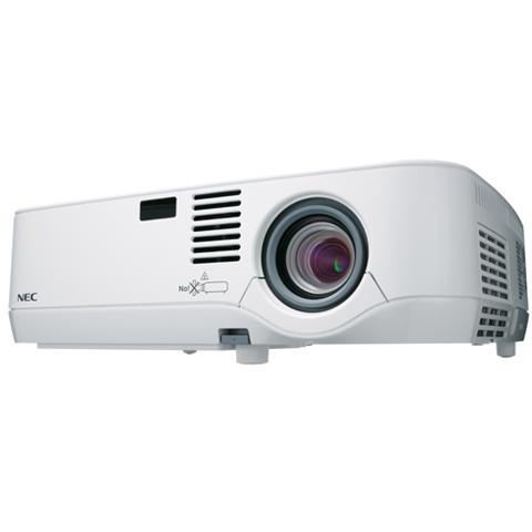 NEC Multimedia LCD Digital Projector NP310
