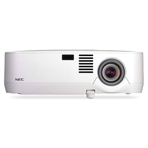 NEC Multimedia LCD Digital Projector NP610
