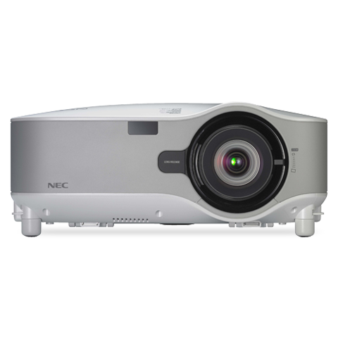 NEC Multimedia LCD Digital Projector NP3250W