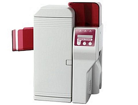 Nisca PR5360LE Single Sided ID card Printer