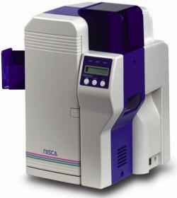 Nisca PR-5310 Single & Double Sided Card Printer