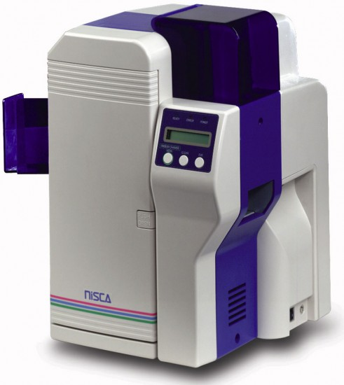 Nisca PR-5310 Single & Double Sided Card Printer
