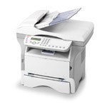 Oki B2520 MFP Multifunction Printer-Scanner-Copier (Optional: Fax)