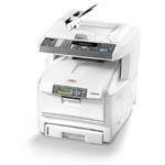 Oki C5550 MFP Multifunction Printer-Scanner-Fax-Copier