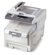 Oki CX2032 MFP Multifunction Printer-Scanner-Fax-Copier