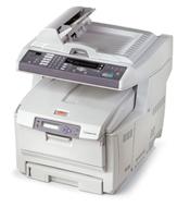 Oki CX2032 MFP Multifunction Printer-Scanner-Fax-Copier