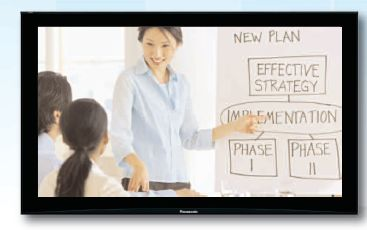 Panasonic 3D HD Video Conferencing System Features