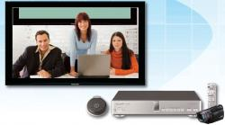 Panasonic 3D HD Video Conferencing System