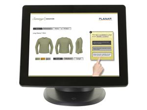 PLANAR PT1785P 17inch projected capacitive touch screen