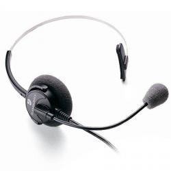 Plantronics P51N-U10P Supra Polaris Monaural Noise-Canceling Headset