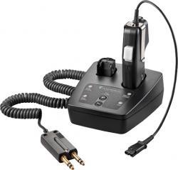 Plantronics Cordless Push to talk wireless mission-critical headset, CA12CD