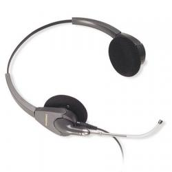 Plantronics H101 Encore Binaural Voice Tube Headset