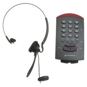 Plantronics Dual Line Headset Telephone, T20