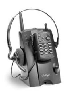 Plantronics Avaya LKA10  Wireless Headset System for Avaya Phones 49928-01