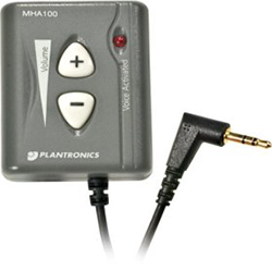 Plantronics Professional MHA100 Mobile Headset Amplifier