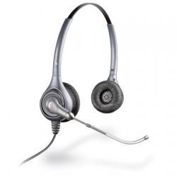Plantronics H361 SupraPlus SL Binaural Voice Tube Headset