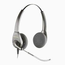 Plantronics H101 CIS  Encore Binaural Voice Tube Headset