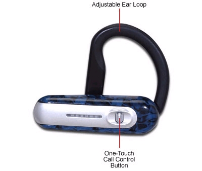 Plantronics Explorer 320 (white) Bluetooth Headset