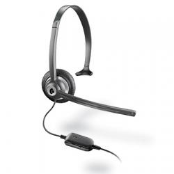 Plantronics M214C Head Headset For Cordless Phones-Black