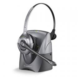 Plantronics CS351N Monaural SupraPlus Wireless Professional Headset System Noise-Canceling