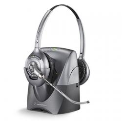 Plantronics SupraPlus CS361 Binaural DECT 6.0 Wireless Headset