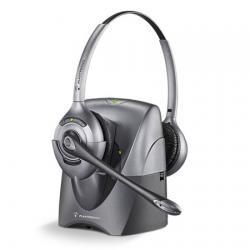 Plantronics SupraPlus CS361N Binaural-Noise Cancelling DECT 6.0 Wireless Headset