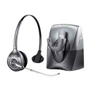 Plantronics SupraPlus CS351-HL10 Monaural DECT 6.0 Wireless Headset