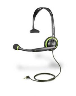 Plantronics GameCom X10 Xbox Corded Headset
