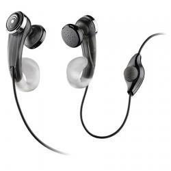 Plantronics MX203S-X1S Cellular Phone Corded Headset Black