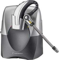 Plantronics CS70N HL10 Bundle Wireless Noise Canceling Headset with HL10 Handset Lifter, CS70N/HL10