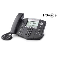 Polycom SoundPoint® IP 650 Desktop Phone