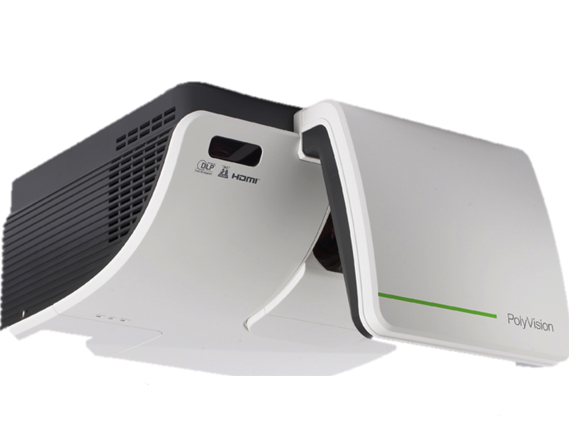Polyvision Pj920 Ultra Short Throw Projector