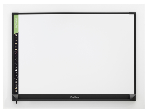 PolyVision Touch Sensitive TS 820 USB Interactive Whiteboard