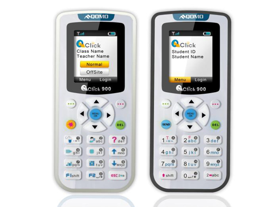 QOMO HiteVision QClick QRF900 Audio Response System