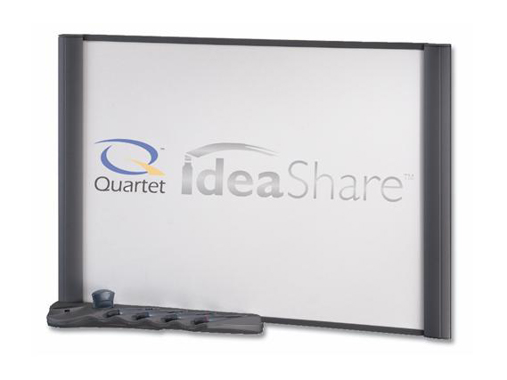 Quartet IdeaShare Interactive Whiteboard Q8500