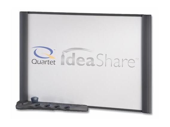 Quartet IdeaShare Interactive Whiteboard Q8500