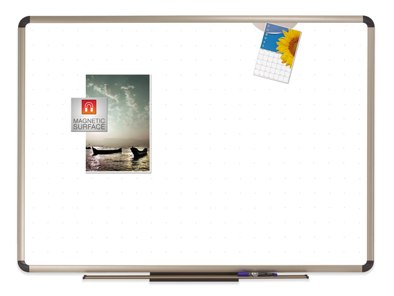 Quartet IdeaShare Dry Erase Board TE568T